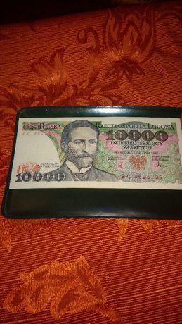 Banknoty stan UNC kolekcjoner NUMIZMATYKA Monety PRL