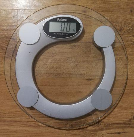 Весы электронные напольные Saturn