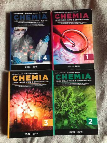 Zbiory zadań Witowski chemia