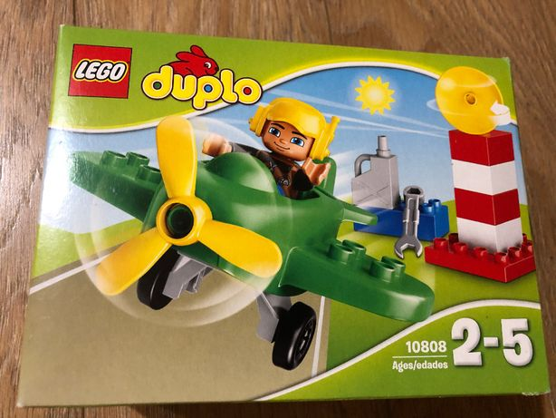 Lego Duplo 10808 samolot