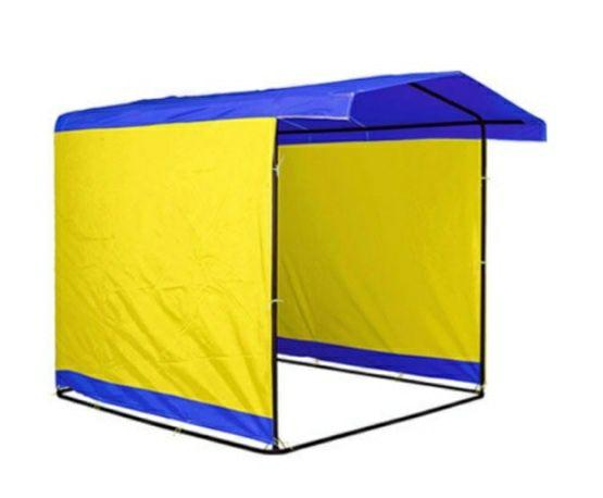 Торговая уличная палатка варочная металлическая прочная 1×1,5м 1,5×3м