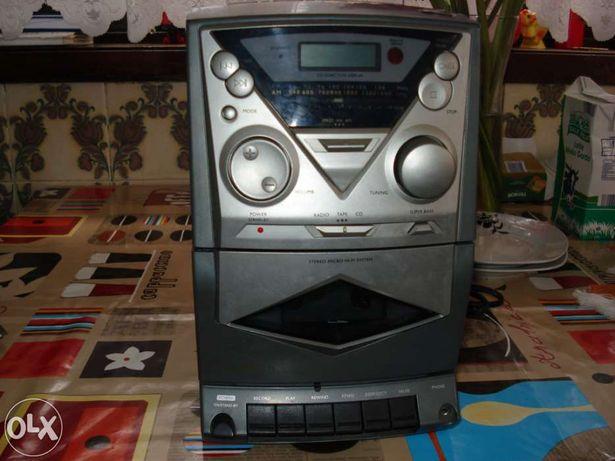 aparelho audio