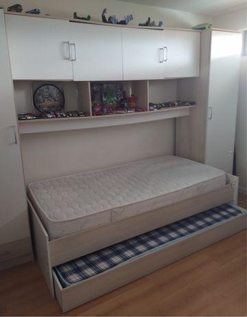 Estrutura (cama dupla)