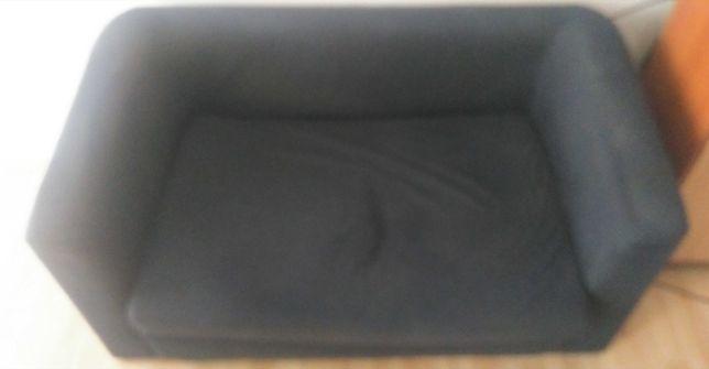Sofa dwuosobowa, rozkładana kanapa