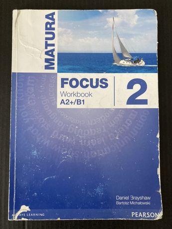 Ćwiczenie język angielski Focus 2 A2+/B1