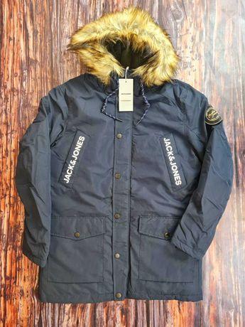 Куртки чоловічі зимові Jack&Jones/Threadbare