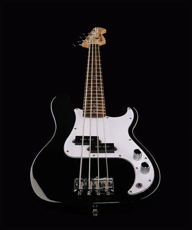 Nowa Gitara basowa Harley Benton BK 3/4 dla dzieci i młodzieży