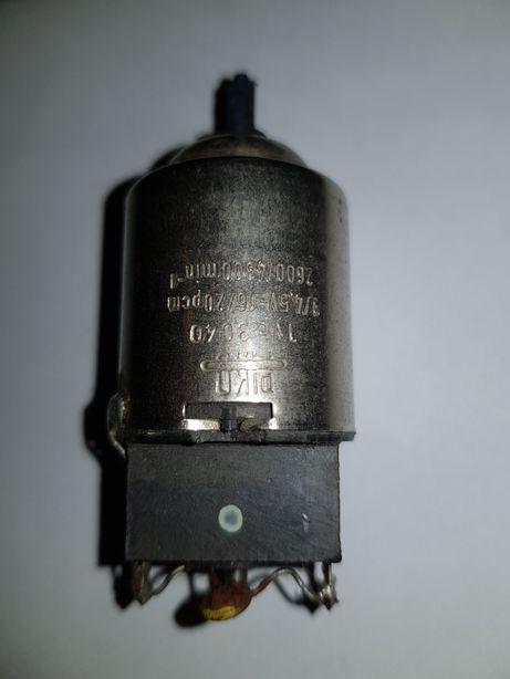 Modelarstwo PIKO kolejka silniczek typ 3040, 3/4,5 V oryginał