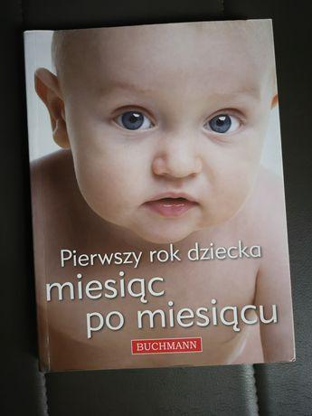 Książka Pierwszy rok dziecka miesiąc po miesiącu