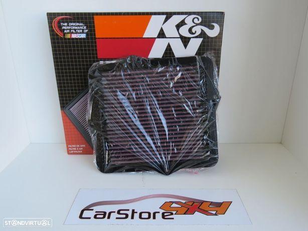 Filtro ar KN Honda Civic / CRX  / Del Sol 1.5 + 1.6   33-2047