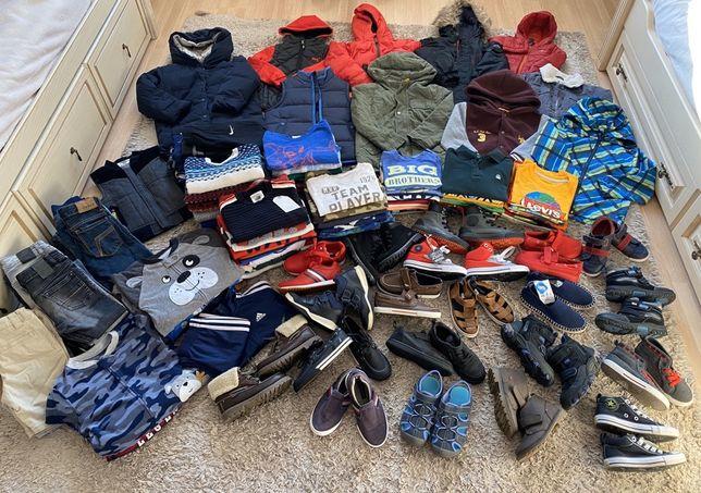 Одяг та взуття  для хлопчика на 2-6р 28-31р