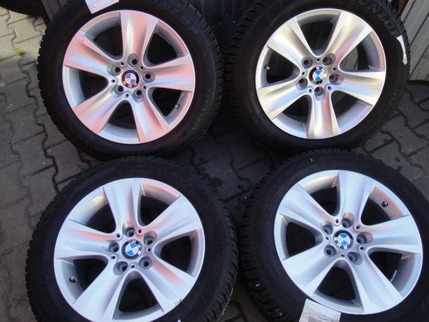 Felgi BMW 5 F10 F11 X1 X3 F20 F30 + czujniki 8x17 ET30 5x120 nr. 1231