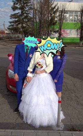 Продам свадебный костюм,подойдёт как на свадьбу так и на выпускной