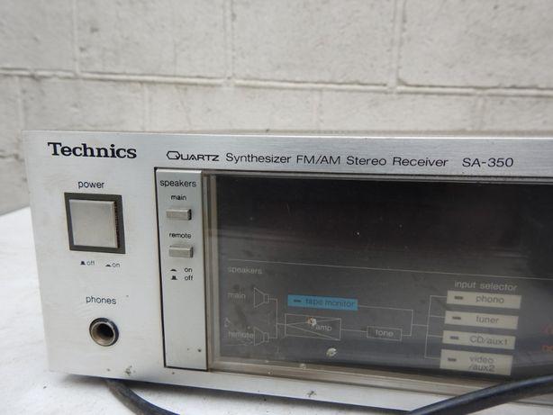 Amplituner Technics SA 350