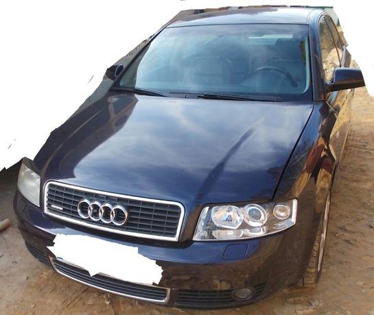 Vendo Audi a4 de 2002