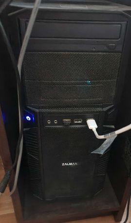 komputer i5-8600K, 8gbram, 256SSD M2, gtx1060