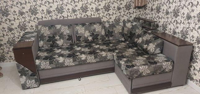 Продам вугловий диван