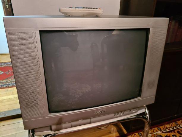 Telewizor 21 cali tanio tani Sanyo