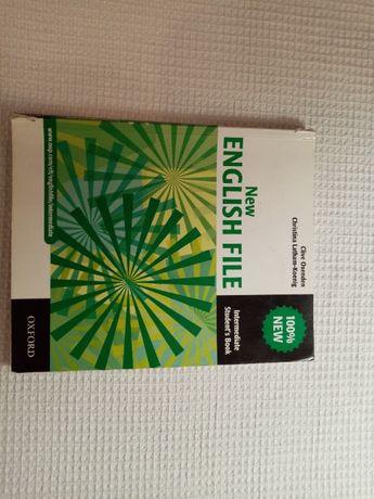 podreczniki do ang New English File students books