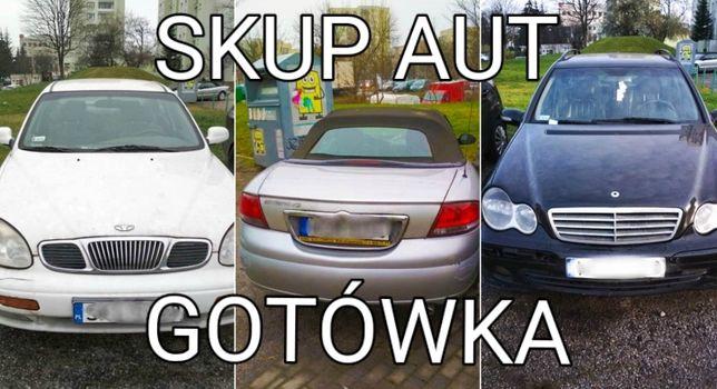 SKUP AUT Autkasacja GOTÓWKA  każdy samochód Malbork Sztum i okolice