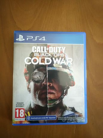 Jogo PS4 Call of Duty Black Ops Cold War