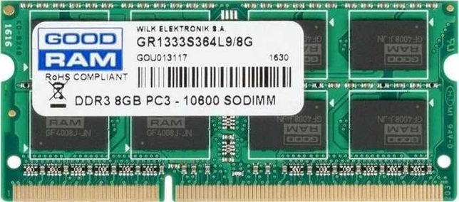Оперативная память Goodram DDR 3, 8 GB 850 грн