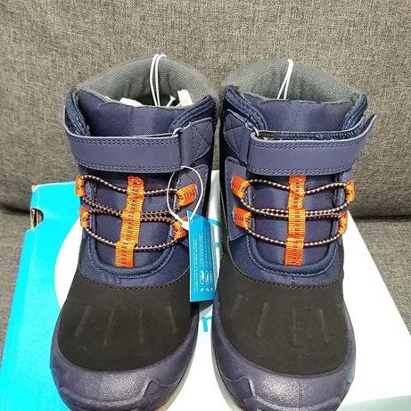 Ботинки на мальчика зима Stride rite