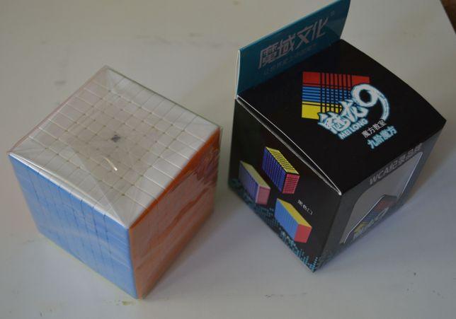 Кубик Moyu MF9 MeiLong 9х9х9 (новый).