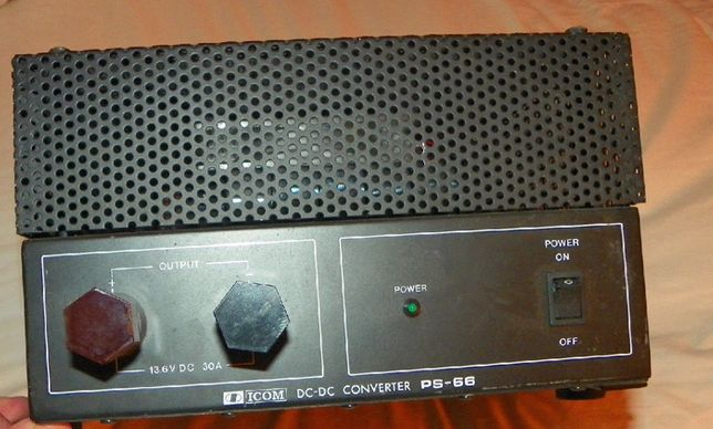 ICOM PS-66 блок питания радиостанции 13,6 В 30 A
