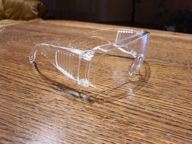 Захисні окуляри прозорі очки защитные