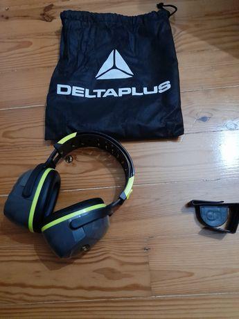 Headphones de protecção marca Delta plus