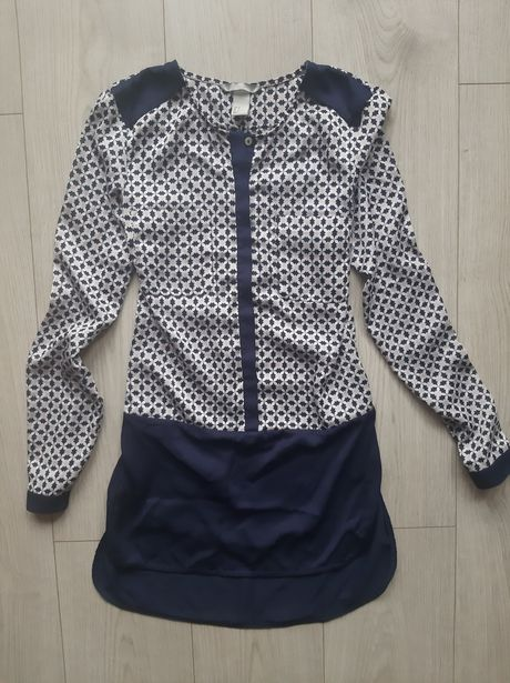Długa koszula H&M Rozm 34