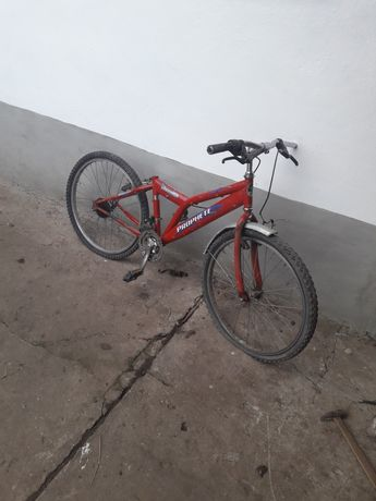 Рама від велосипеда