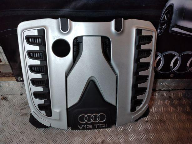 Audi q7 v12 pokrywa silnika oslona