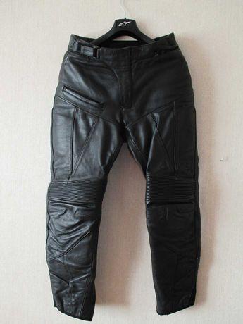 Spodnie motocyklowe damskie Alpinestars Stella rozmiar M EUR 42 skóra