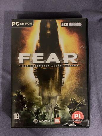 Gra PC Fear wersja pudełkowa