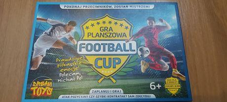 Gra planszowa football  cup nowa