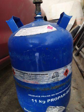 Butla gazowa propan-butan 11 kg