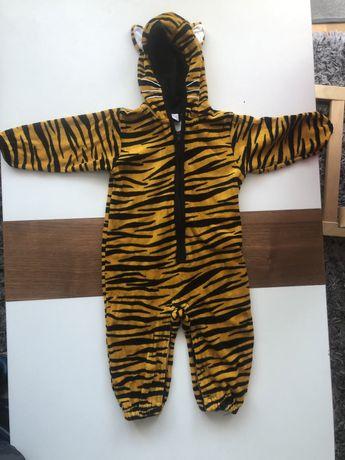 Pajac /piżamka tygrys Lindex rozm 74