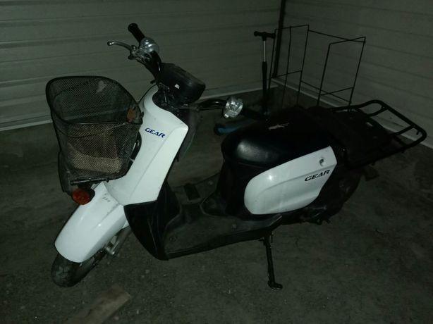 Yamaha Gear 4т    .