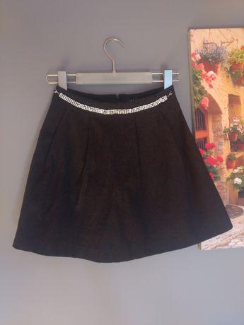 Czarna spódniczka Mohito, rozmiar 34