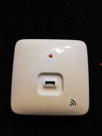 Router Vodafone a funcionar