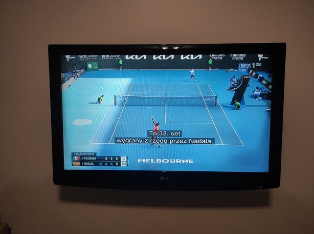 Telewizor LCD 42 cale + DVB-T