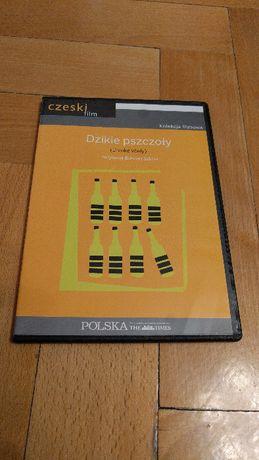Dzikie pszczoły - czeski film - DVD