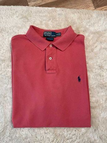 Koszulka Ralph Lauren Custom Fit