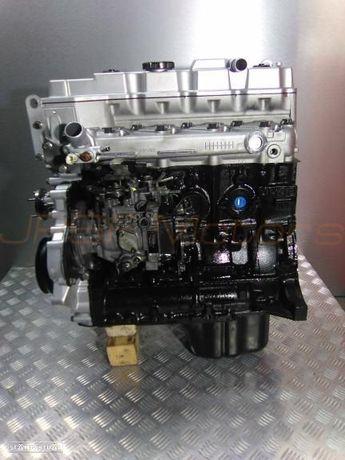 Motor Recondicionado Mitsubishi Canter FE 531 2.8 D de 1997 Ref:  4M40