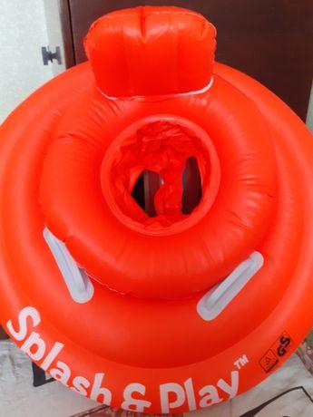 Круг для обучения плаванию Splash & Play