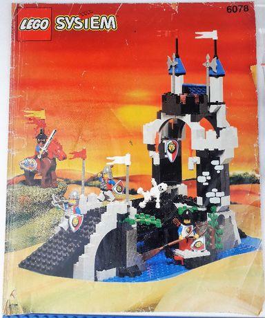 Lego System Castle 6078 Royal Drawbridge