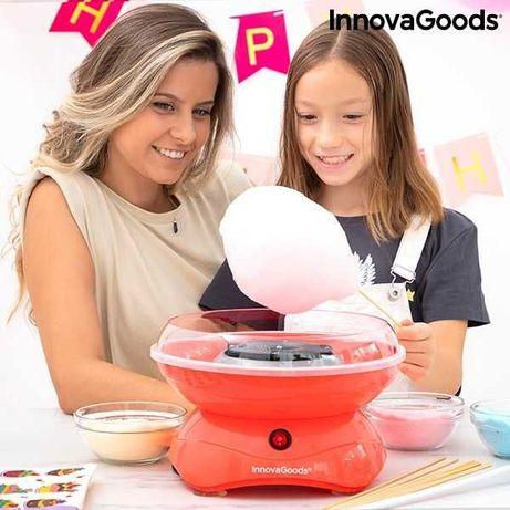 Máquina de algodão doce InnovaGoods 400W -envio grátis*- NOVO