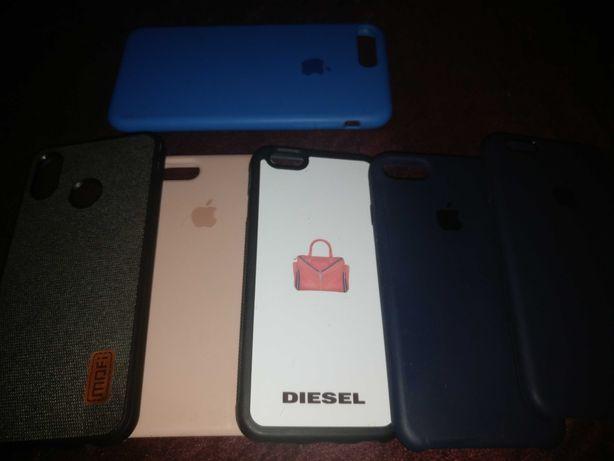Чехлы к Meizu pro6, Iphone 4, iPhone 5, iPhone 6 оптом по 10грн/шт